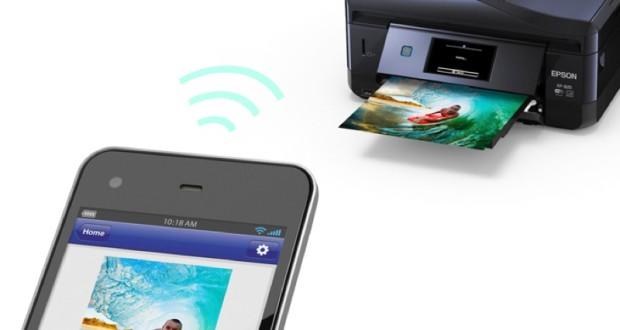 Mobil nyomtatás Mopria